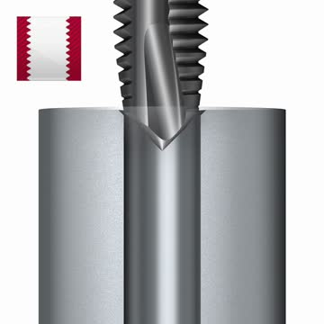 Cool Top Sandvik Coromant EP23PA3//8H5 Corotap 200 Cutting Tap with Spiral Point UNC 3//8-16